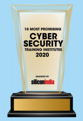Cyber Security Training Award Winner - ICSS
