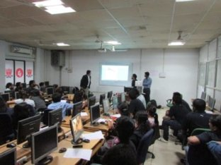Machine Learning Training Session's - Techno India College Kolkata - Indian Cyber Security Solutions