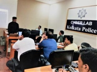 Machine Learning Training Session's - Lalbazar Police Kolkata Cyber Security Department - Indian Cyber Security Solutions
