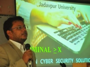 Machine Learning Training Session's - Jadavpur University - Indian Cyber Security Solutions